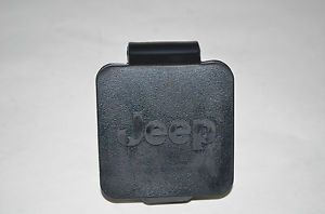Jeep Wrangler Hitch Cover