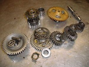 89 Yamaha Warrior 350 Engine Parts Lot Raptor YFM
