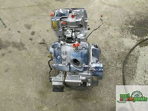 2007 Honda Shadow Spirit VT 750 Engine Motor Gear Box 30 Day Warranty