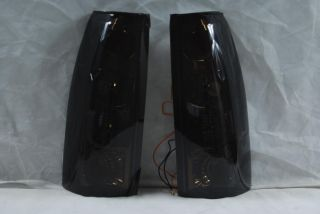 92 99 Chevy Suburban Cadillac Escalade LED Tail Lights