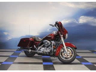 08 HD Street Glide FLHX Crimson Red Sunglo Painted Inner Fairing 96CI 6SPD Nice