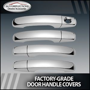 2005 2009 Chevy Equinox Chrome Door Handle Covers