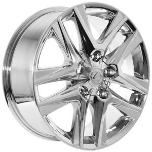 "20"" inch Chrome Lexus LX470 LX570 Wheels Rims"
