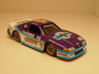 Johnny Lightning '99 Mustang Trans Am Series Randy Ruhlman Race Car RR Limited
