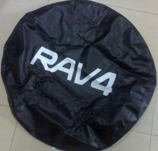 "Toyota RAV4 Motor Vehicle Spare Wheel Tire Tyre Cover Pouch Protector 27""28""29"""