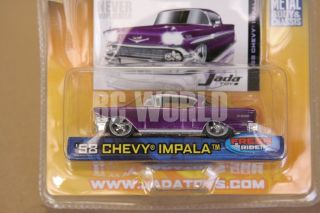 Jada Dub City Old School 58 Chevy Pick Up 1 64 New MB4