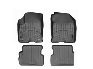 Weathertech® Floor Mats Floorliner Ford Focus 2010 2011 Black