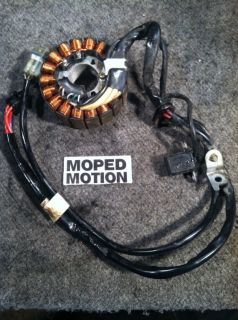 2006 Honda Ruckus NPS50 50cc Scooter Engine Stator Alternator Moped Motion