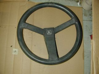 John Deere LX172 Kawasaki Riding Lawn Mower Steering Wheel