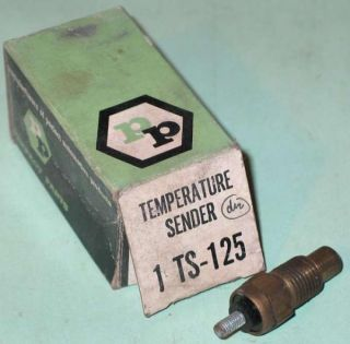 1957 1962 Ford Mercury Lincoln Rambler New Temp Sender TS 125