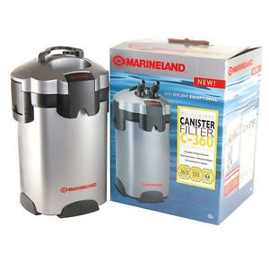 Marineland Multi Stage Canister Filter C 360 360 GPH
