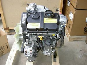 VW Diesel TDI Engine European Early New Code AJM Complete New
