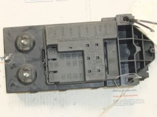 Fuse Box Panel 1999 2000 Ford Expedition Under Dash XL14 14A067 AB