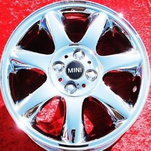 16 Mini Cooper OEM Wheels