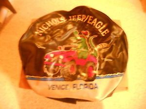 Vintage Jeep Eagle Tire Cover