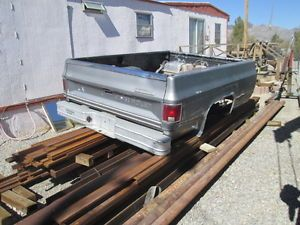 1973 87 Chevy GMC Truck Bed Box Rust Free from The Desert