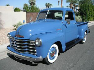 1949 Chevrolet 3100 Pickup Truck Shortbed Chevy 1947 1948 1950 1951 1952 1953