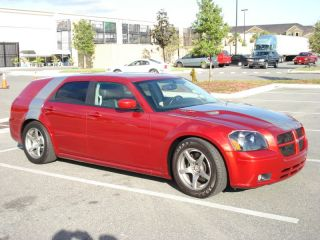 2005 2007 Dodge Magnum Chr Style Functional RAM Air Hood Body Kit