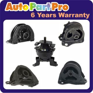 M408 Trans Engine Motor Mount 98 01 Honda CRV MT New 6563T 6576 6556 6506 6526