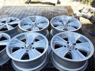"Akuza 18"" Alloy Wheel Rims Rim Set for Dodge RAM LKQ"