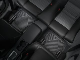 Weathertech® All Weather Floor Mats 2005 2009 Ford Mustang Black