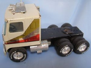 Vintage Nylint GMC Astro Semi Truck Tractor Great Restorative Project Parts