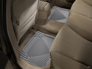 Weathertech® All Weather Floor Mats 1989 2007 Honda Accord Grey