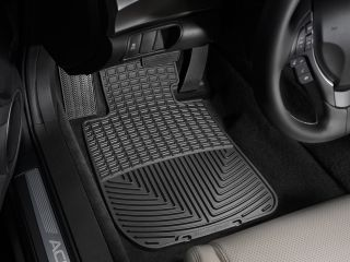 Weathertech® All Weather Floor Mats 2009 2010 Acura TL Black