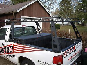 Ladder Rack for Chevy s 10 GMC Isuzu S10 S15 Sonoma Pickup Truck 6' Bed