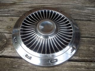 63 1963 Ford Galaxie 500 Fairlane Dog Dish Hubcap Original