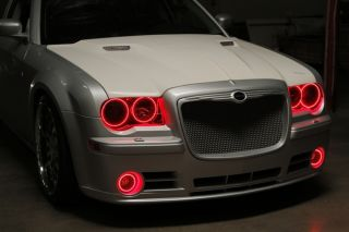 2005 2007 Chrysler 300C Challenger Trufiber RAM Air Body Kit Hood