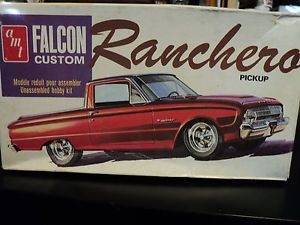 Custom Ford Falcon Ranchero Plastic Model Car Kit
