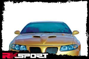 New Rksport Pontiac GTO RAM Air Hood Only Fiberglass Car Body Kit 09011100