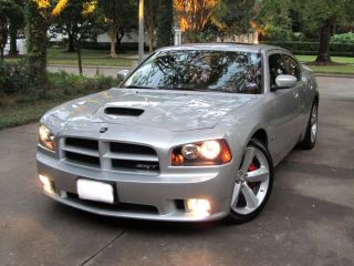 2006 2010 Dodge Charger SRT8 Style Functional RAM Air Hood Body Kit