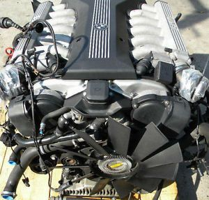BMW V12 Engine Kit Car Replica