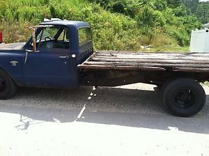 Chevy Truck C30 1967 Flat Bed
