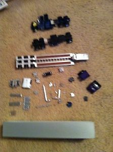1 64 Diecast Truck Junkyard Parts Semi Trucks and Trailers