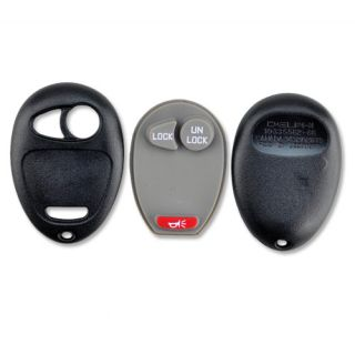 New Keyless Remote Key Shell for Chevrolet Colorado Hummer H3 GMC Canyon 3button