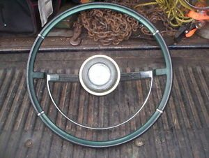 1967 67 Ford Fairlane Steering Wheel