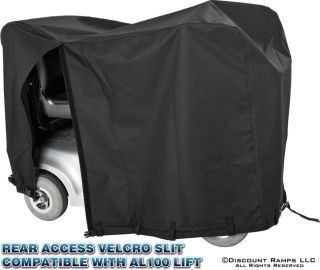 Heavy Duty Power Scooter Wheelchair Cover Harmar Lift Hitch Carrier AL100 Cover
