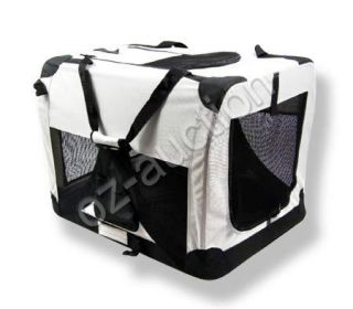 Portable Pet Soft Crate Carrier Extra Large Waterproof