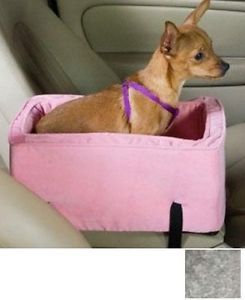 New Snoozer Luxury Console Pet Car Seat Small Luxury Chaparral