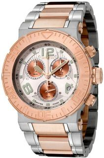 Invicta Reserve 6755 Ocean Reef Swiss Quartz Chronograph Bracelet Mens Watch