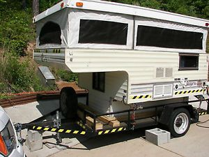 1997 Jayco Pop Up Popup Folding camper Tent Travel Camping RV Trailer