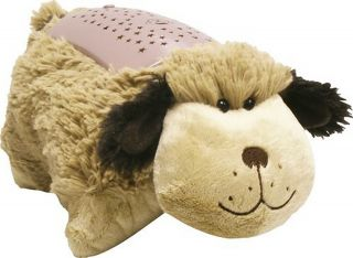 Pillow Pets Plush Dream Lites Nightlite Snuggly Puppy Dog 10''