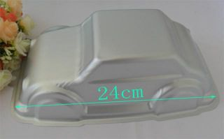 New Aluminum Car Shape Cake Mold Tart and Boudin Mold Baking Bakeware Cake Pan