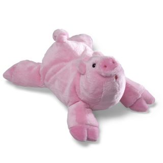 "Gund Scoops Priscilla Pink Stuffed Plush 5"" Pig"