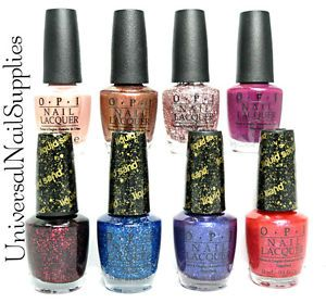 "OPI Mariah Carey ""Liquid Sand"" Nail Polish Lacquer 8 Color Collection ""Limited"""
