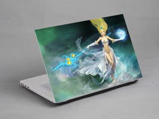 Laptop Notebook Sticker Cover Skin LOL Dell HP Toshiba Sony Vaio MacBook Janna