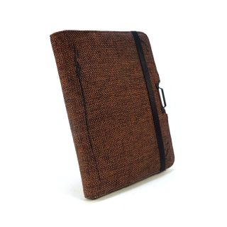 Tuff Luv Type View Clean Pad Hemp Case Cover for Kindle Fire HD Nook 7 HD In